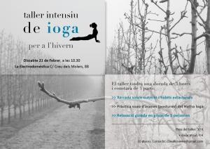 cartell taller ioga